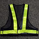 #8: Traffic Security Vest Gear Visibility Reflective Warning Safety