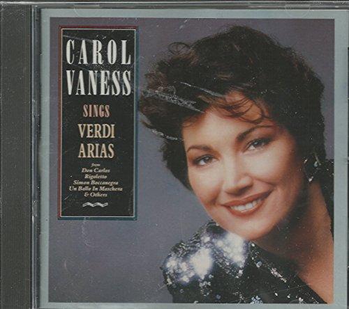 Carol Vaness Sings Verdi Arias (UK Import)