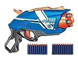 #5: FunBlast® Foam Blaster Gun Toy with 20 Bullets, Blaze Storm Manual Soft Bullet Gun Toy for Kids