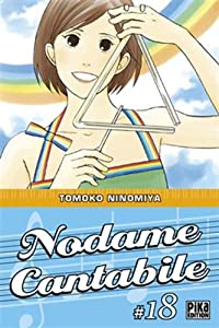 Nodame Cantabile Edition simple Tome 18