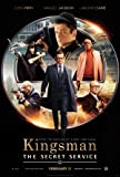 KINGSMAN : THE SECRET SERVICE – US Imported Movie Wall Poster Print - 30CM X 43CM