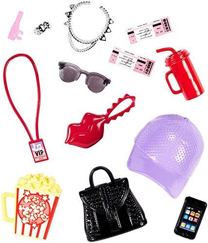Barbie accessori fashion ass.