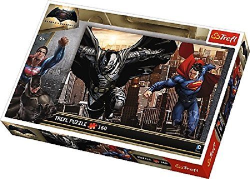 Trefl 15332 Batman vs Superman Puzzle (160-Piece) by Trefl