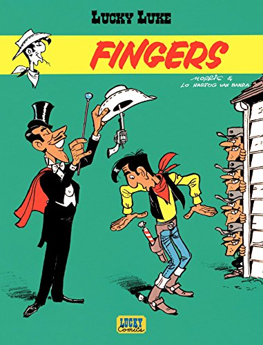 Lucky Luke  - tome 22 - Fingers (French Edition)
