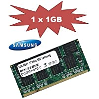 Samsung Original RAM 1 GB PC-2700 (333 Mhz) DDR1 SO-DIMM per PowerBook