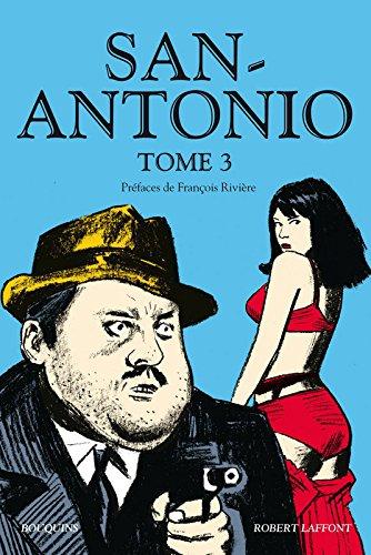 San-Antonio - Tome 3 (03) par Frédéric Dard