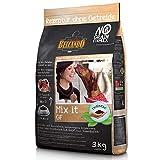 Belcando Mix It GF [3 kg] Ergänzungsfutter | Trockenfutter für Hunde zur Ergänzung bei Fleischfütterung & Barf | Ergänzungsfutter für Hunde