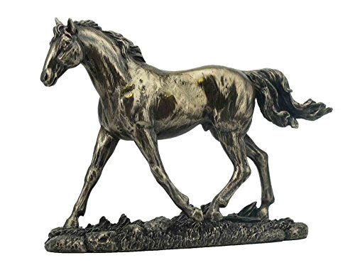 Zoom IMG-1 veronese design statuetta cavallo in