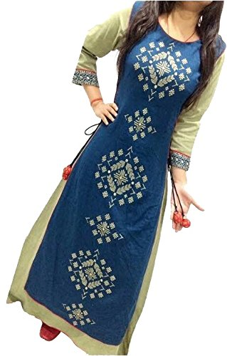 Dresses for women new arrival western party wear semistitched dress materials by Jsv Fashion (Rakhi Speacial )
