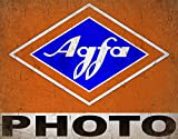 Agfa Photo Dealer Blechschilder Vintage Metall Poster Retro Schild Original Blechschild Plakette Poster Zum Bar Cafe Gar