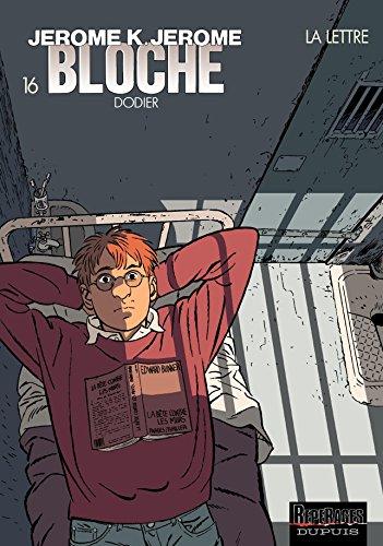 Jérôme K. Jérôme Bloche – tome 16 - La Lettre
