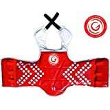 Chest Guard (M, RED)