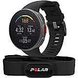 Polar Vantage V HR -Reloj premium con GPS y Frecuencia cardíaca - Sensor H10 - Multideporte y perfil de triatlón - Potencia d