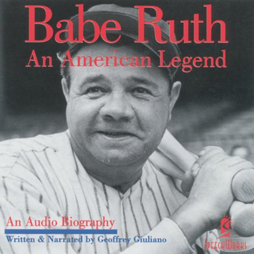Babe Ruth: An American Legend por Soundworks