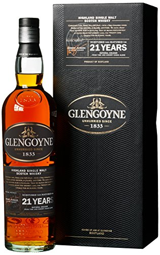 Glengoyne Single Malt Whisky 21 Jahre (1 x 0.7 l)