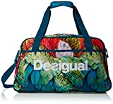 Desigual BOLS_BIG GYM BAG W Damen Shopper 38x24x28 cm (BxHxT), Blau (5026)