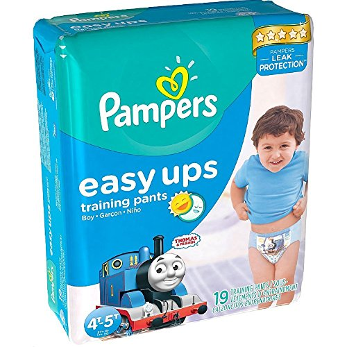 Pampers Easy Ups Training Pants Diapers (19 PCS, Size 6)
