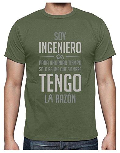 Camiseta Hombre - Soy Ingeniero Solo Asume Que Siempre