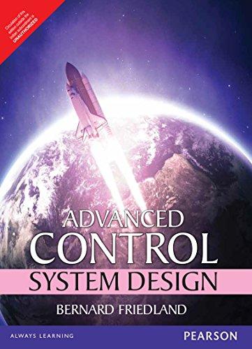 Advanced Control Systems Design 1/e