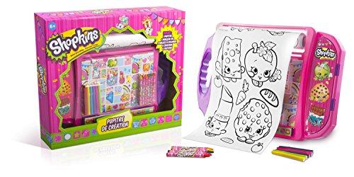 Canal Toys - CT31026 - Shopkins - Pupitre de Création
