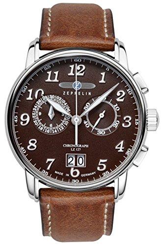 Zeppelin Reloj de caballero 7684-4