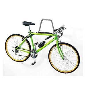 IWH 32559 Fahrradwandhalterung klappbar Schwarz/Grau