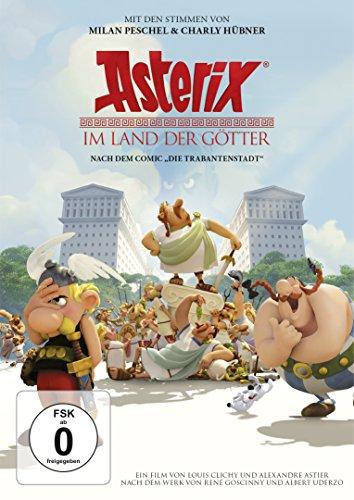 Bild von Asterix im Land der Götter