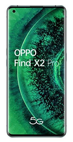 Oferta de OPPO Find X2 PRO 5G – Smartphone de 6.7 (OLED, 12GB/512GB, Octa-core, cámara trasera 48MP+48MP+13MP, cámara frontal 32MP, 4.260 mAh, Android 10, Snapdragon 865) Verde [Modelo exclusivo Amazon]