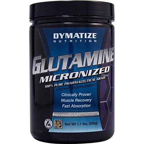Dymatize - Dymatize Glutammina Micronizzata 500gr - 51uoftN1pjL