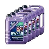 5x LIQUI MOLY 1361 Synthoil Energy 0W-40 Motoröl Vollsynthetisch 5L