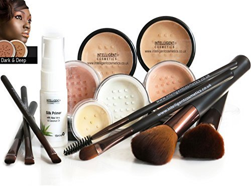 deep-skin-mineral-makeup-foundation-14-piece-complete-set-pure-natural-minerals-with-organic-silk-pr
