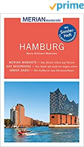 MERIAN momente Reiseführer Hamburg: MERIAN momente