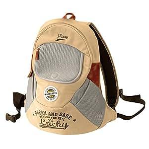 """Rucksack D&D en Route Backpack """"DREAM"""" raw sienna #664-422724"""