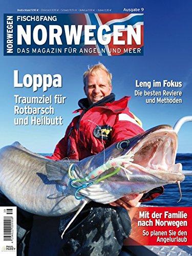 FISCH & FANG Sonderheft Nr. 39: Norwegen Magazin Nr. 9: Das Magazin für Angeln und Meer (Norwegen Magazin / Das Magazin für Angeln und Meer)