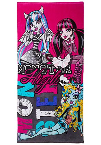 trocknendes Handtuch (Monster High W)
