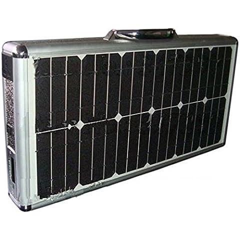 GOWE 15W sistema di alimentazione a energia solare portatile, sottile