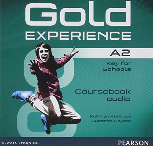 Gold Experience A2 Class Audio CDs
