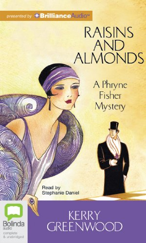 Raisins and Almonds Cover Image