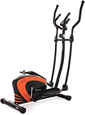 KS Cycling Fitnessgerät Crosstrainer Sports, Orange, 201F