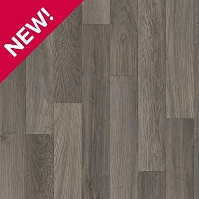 Modern Design Vinyl Flooring - Kitchen/Bathroom/Bedroom Vinyl Flooring - 2 metres wide choose your own length in 1FT(foot)Length
