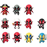 Marvel Deadpool 3D Foam Llavero Mystery Pack (1 Random)