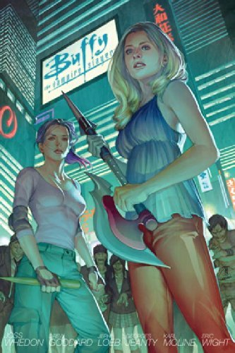 Buffy the Vampire Slayer Season 8 Library Edition Volume 2 HC by Andy Owens (Artist), Karl Moline (Artist), Georges Jeanty (Artist), (11-Sep-2012) Hardcover