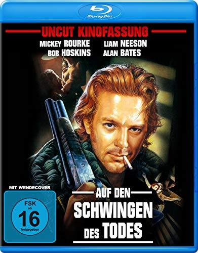 Auf den Schwingen des Todes - uncut Kinofassung (in HD neu abgetastet plus Booklet) [Blu-ray]