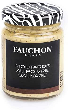 Fauchon - Moutarde au poivre sauvage