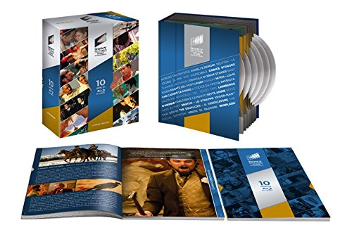 10 Anni Di Blu-Ray Sony Collection (Ed. Limitata E Numerata) (25 Blu-Ray+Booklet) [Italia] [Blu-ray] 51uomUhW2pL