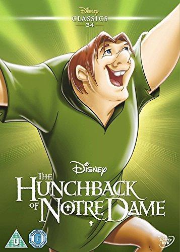 Notre-dame-artwork (The Hunchback of Notre Dame (1996) (Limited Edition Artwork Sleeve) [DVD])