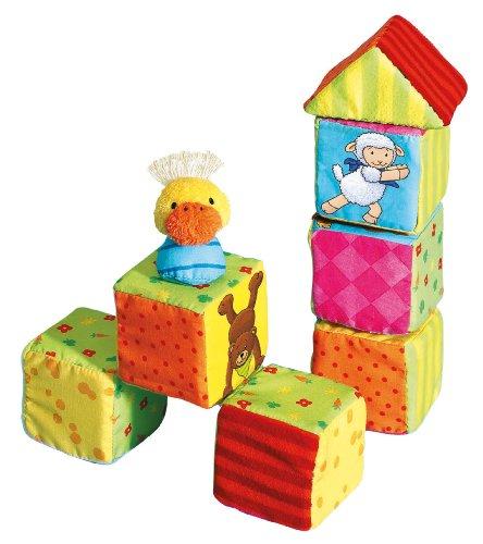 ravensburger 04416 ministeps babys weiche bauw rfel. Black Bedroom Furniture Sets. Home Design Ideas