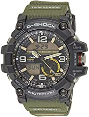 Casio Sport Analog-Digital Display Watch For Men