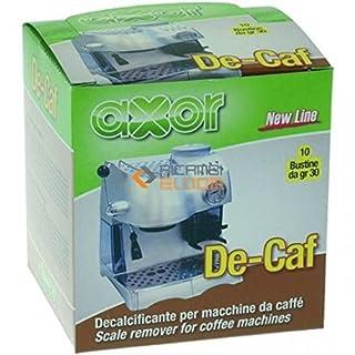 descalcificante Cleaning Axor De-Caf 10Envelopes