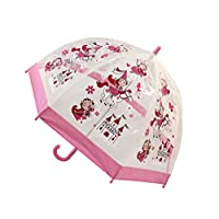 Checkpoint Bugzz Childrens Childrens Clear PVC Umbrella Princess - BUPRIN